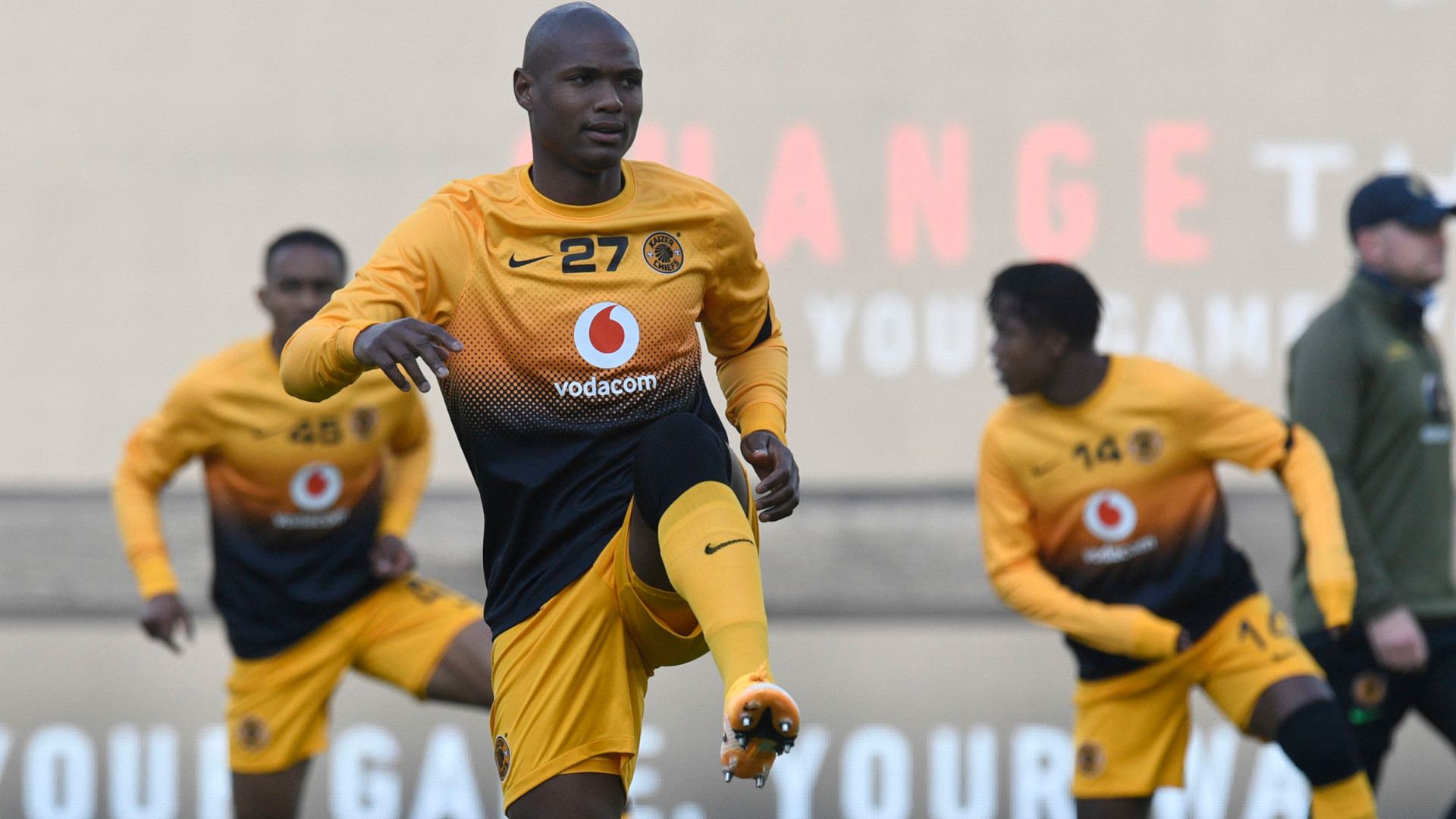 Kaizer Chiefs are conceding because Ngcobo's on the bench – Ngubane