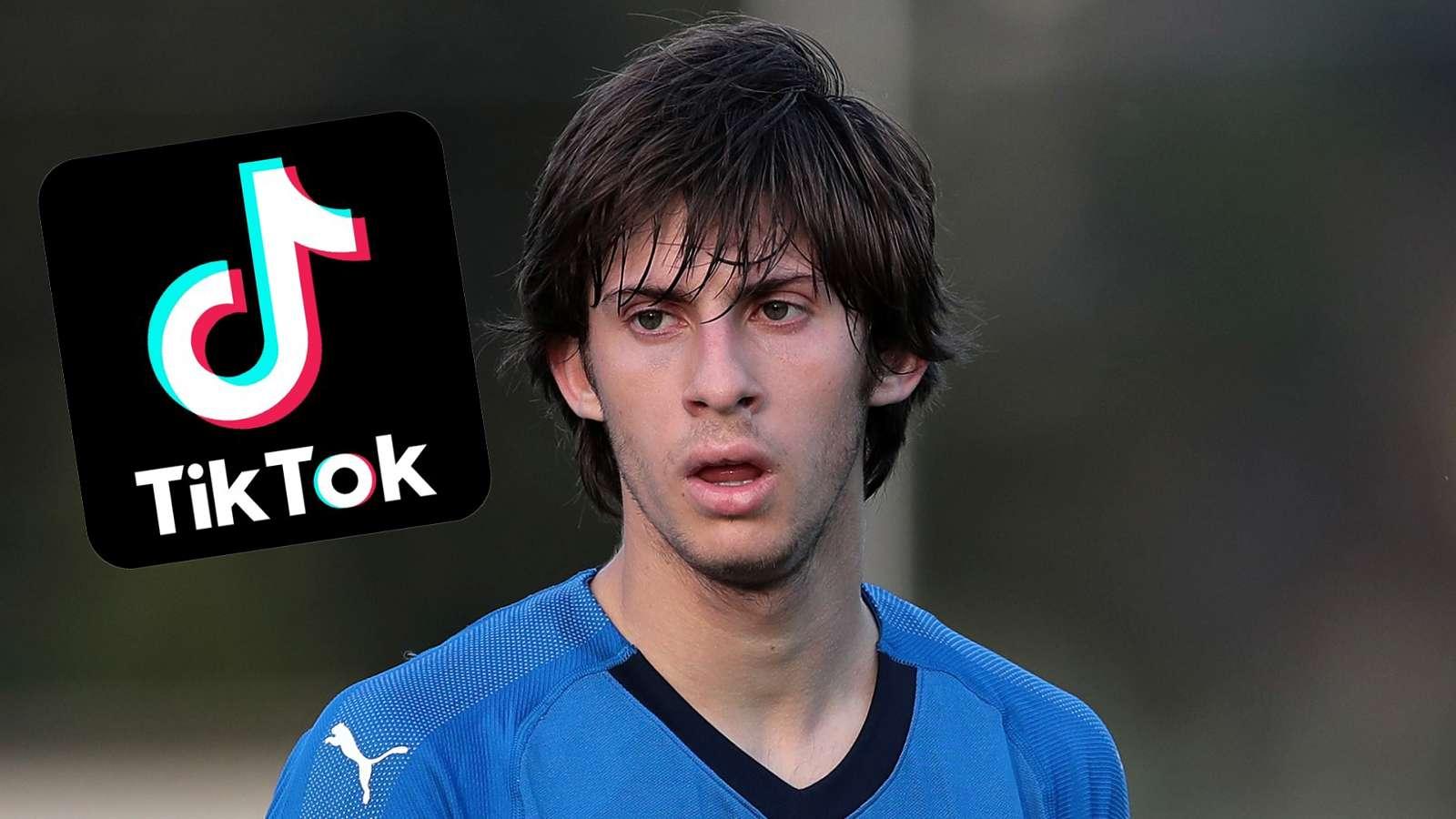 Mirko Antonucci TikTok Italy 2019