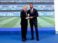 Sergio Ramos Farewell Florentino Perez Real Madrid