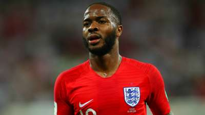 Raheem Sterling England 2018 World Cup