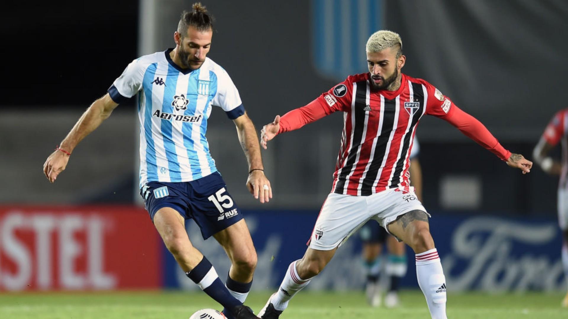 Sao Paulo vs. Racing, por la Copa Libertadores: formaciones, día, hora y  cómo ver por TV y online   Goal.com