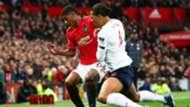 Marcus Rashford Manchester United Liverpool 20102019