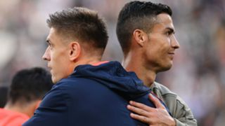 Piatek Ronaldo Juventus Genoa