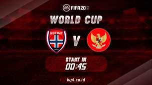 VPG - Indonesia vs Norwegia