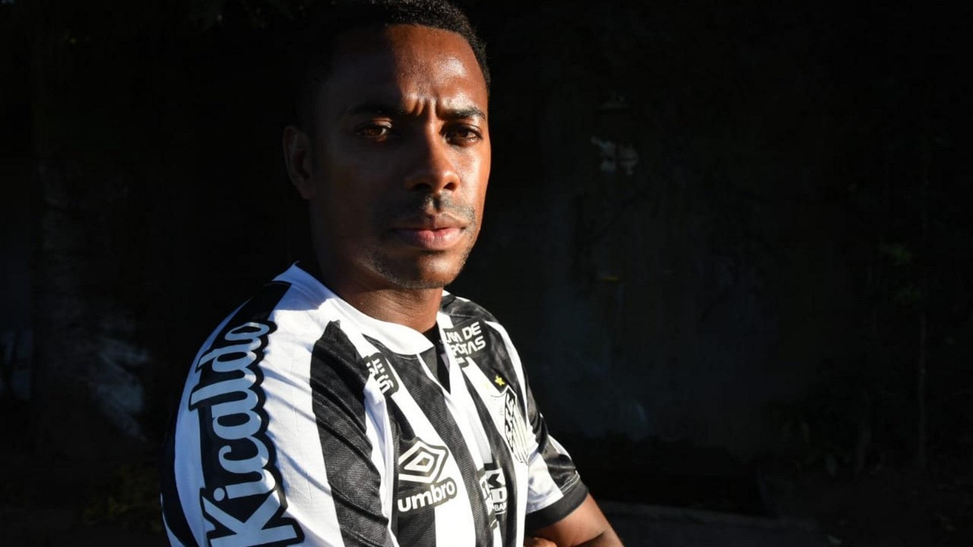 Robinho de retour à Santos, l'improbable salaire — Real Madrid