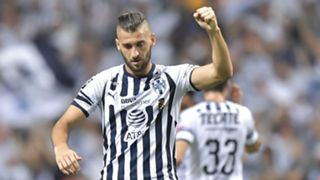Nicolas Sanchez Monterrey Concacaf Champions League 2019