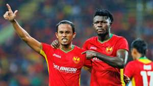 Khyril Muhymeen, Ifedayo Olusegun, Selangor, Malaysia Cup, 14092019