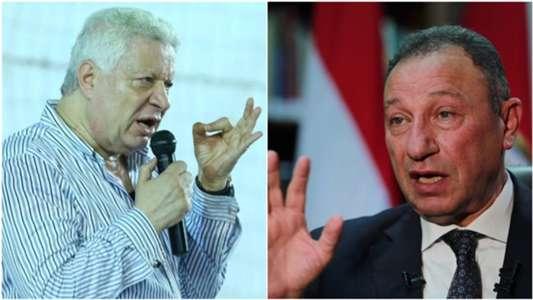 أشرف لك الاستقالة وبلاش أنا يا محمود.. أقوى تصريحات مرتضى منصور ضد الخطيب   Goal.com