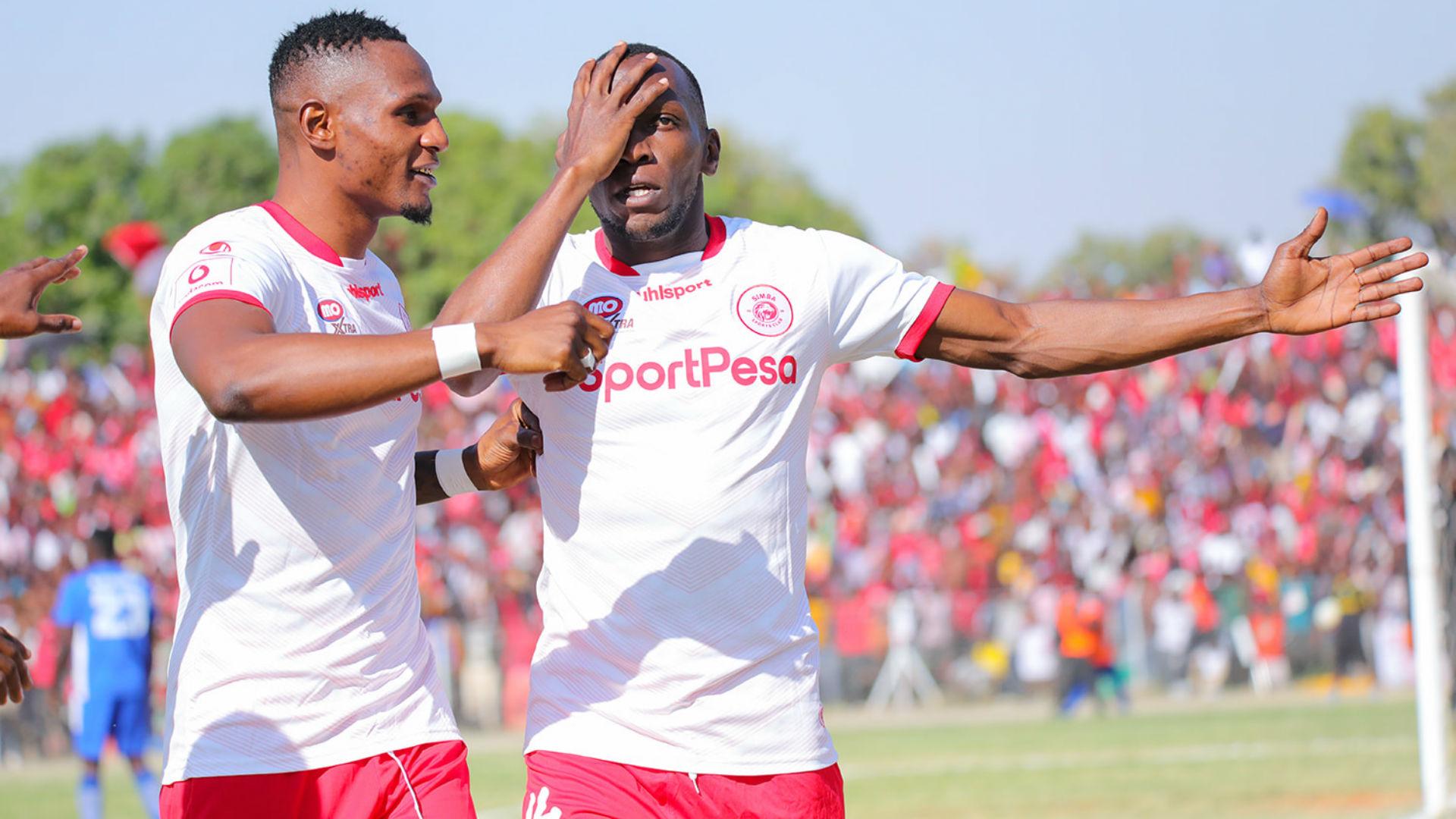Kagere, Mugalu among key players set to miss Simba SC vs Coastal Union clash