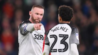 Wayne Rooney Derby County 2019-20