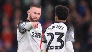 Wayne Rooney Derby County 2019-20