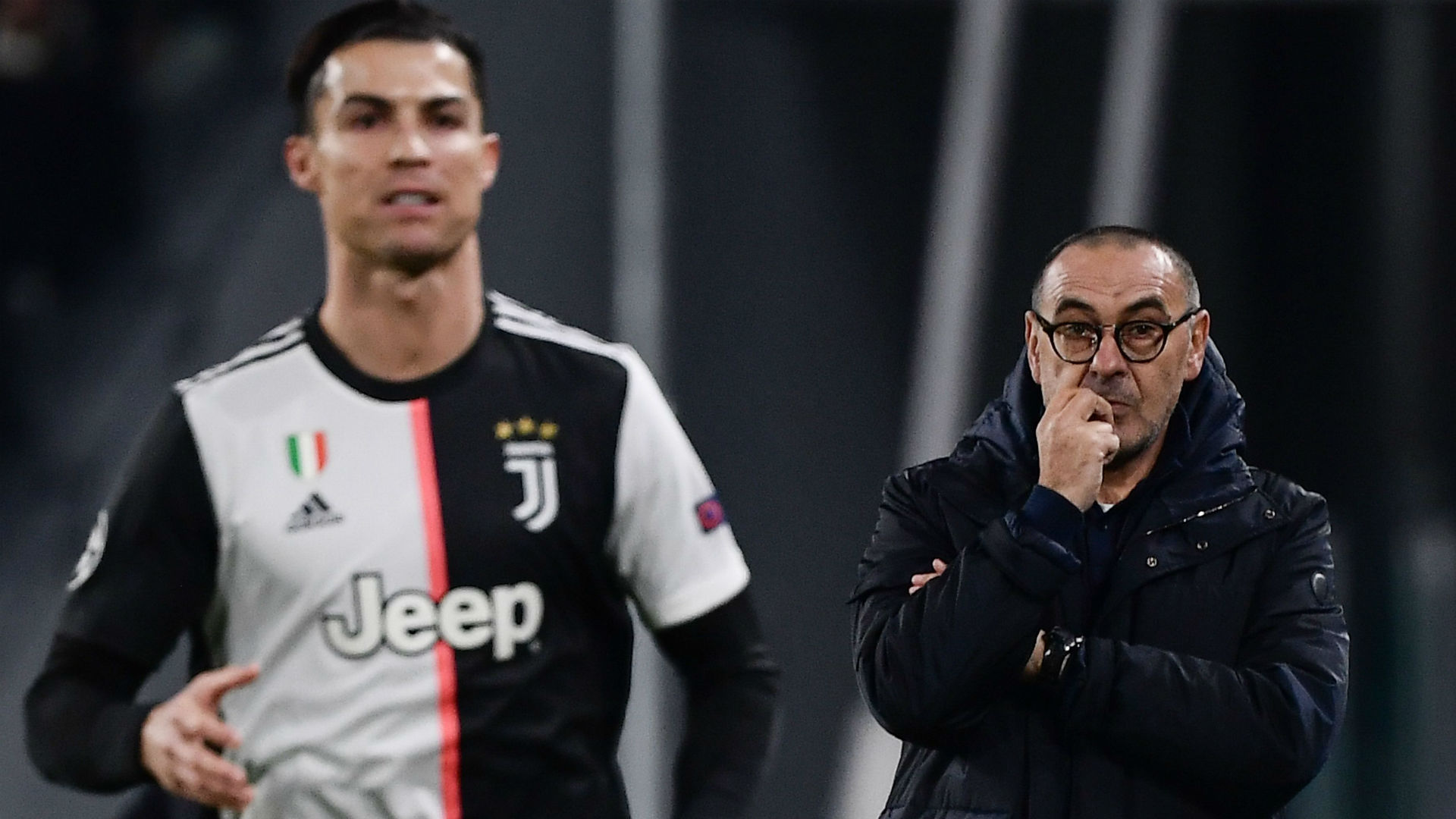 Sarri admits 'nobody in the whole world' can replace Ronaldo as Juventus star flies to be with sick mother