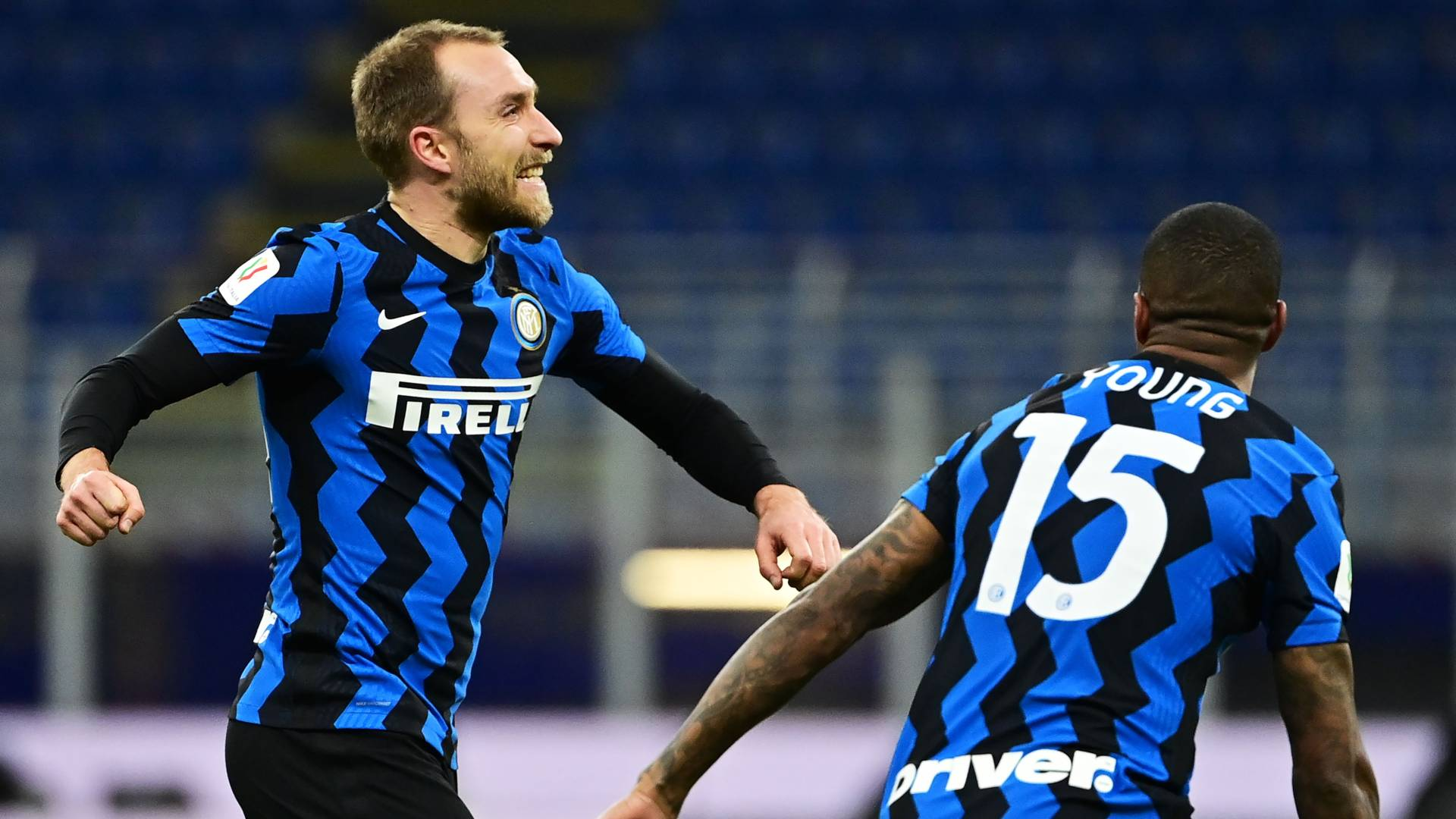 'Nobody will arrive, nobody will leave' - Conte says 'shy' Eriksen will remain at Inter after Milan derby wonder goal