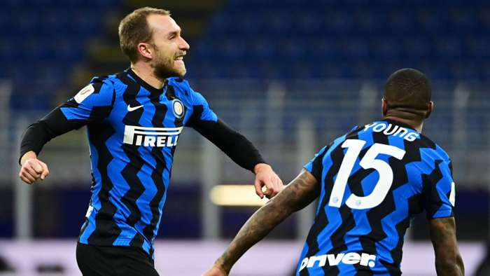 Eriksen - Inter