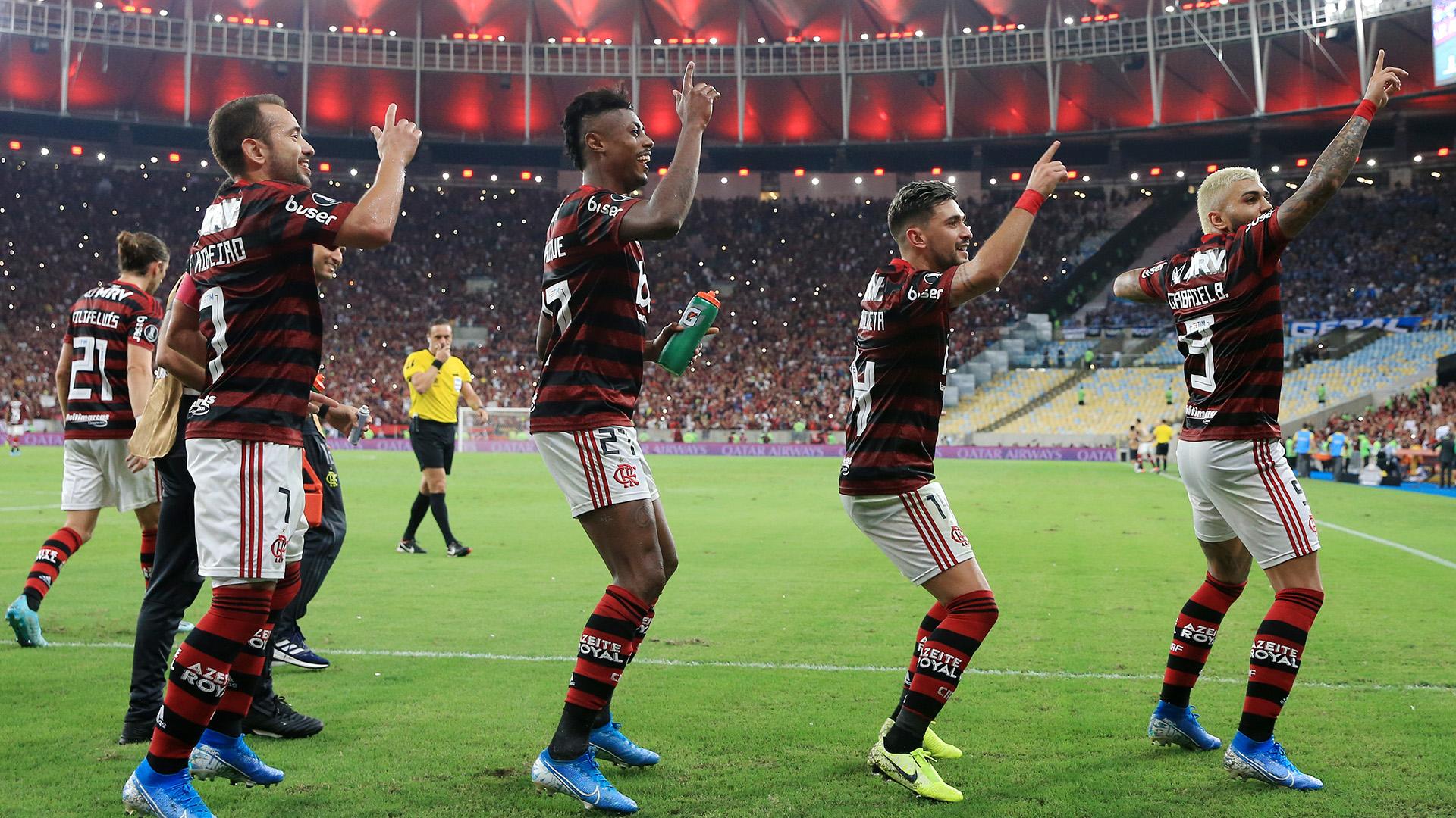 Flamengo 5 x 0 Grêmio: Rubro-Negro é avassalador no ...