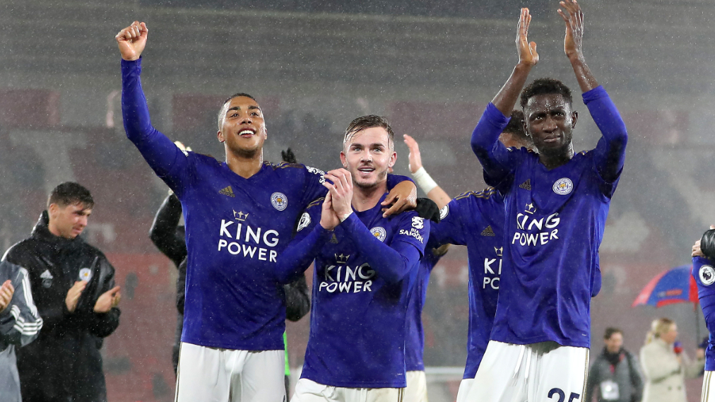 Leicester City had a 'great season' despite Champions League miss - Ndidi