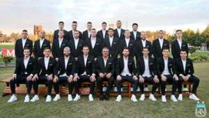 Argentina NT Copa America Foto Oficial