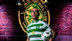 Scott Brown Celtic home kit 2019-20