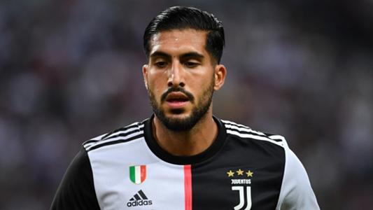 Manchester United beschäftigt sich offenbar mit Juventus' Emre Can