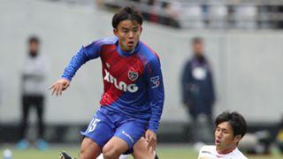 NxGn Takefusa Kubo FC Tokyo