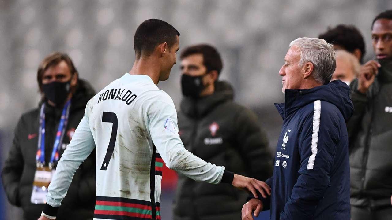 Ronaldo/Deschamps 2020