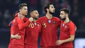 Cristiano Ronaldo Ricardo Quaresma Portugal 03232018