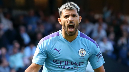 Aguero tops Rooney as he makes Premier League goalscoring history