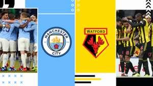 Manchester City-Watford tv streaming