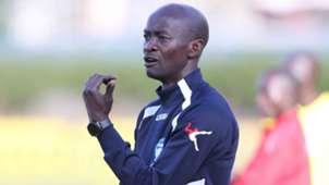 Nakumatt coach Fred Ambani.