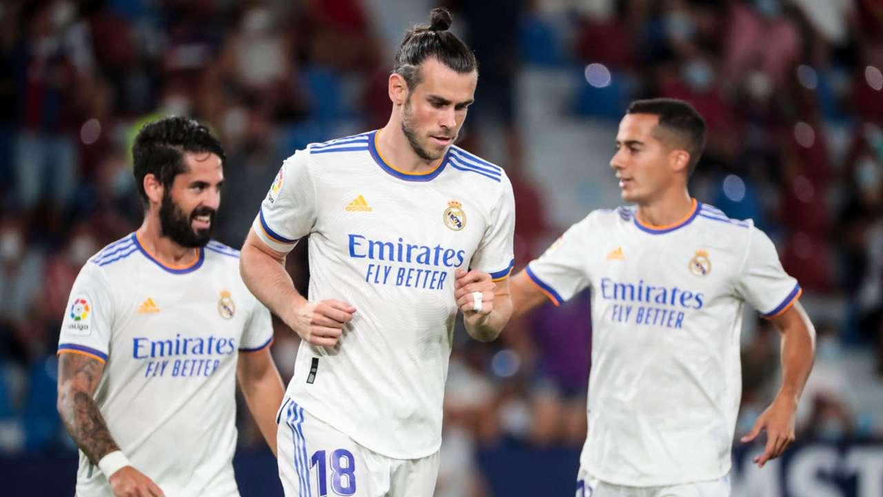 Gareth Bale Real Madrid 2021-22