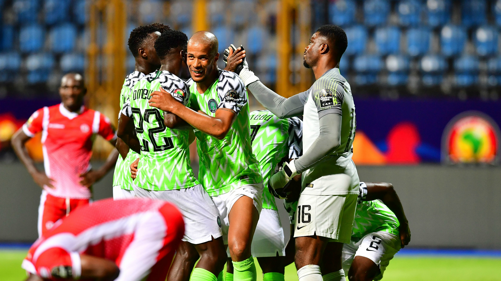 How Ighalo, Ndidi, Troost-Ekong and other Super Eagles stars celebrated Father's Day