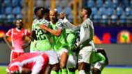 Super Eagles - Nigeria