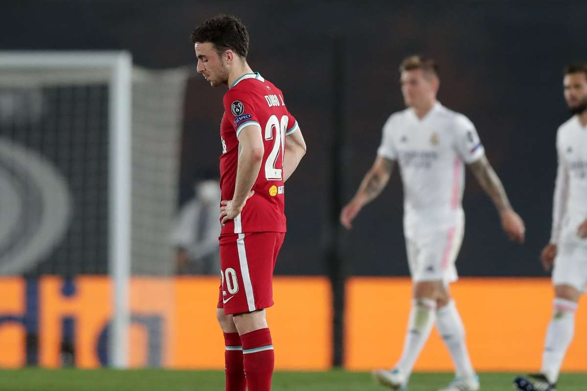 Liverpool Hit 16 Year Champions League Low In First Half At Real Madrid As Keita Subbed Off Before Half Time Goal Com