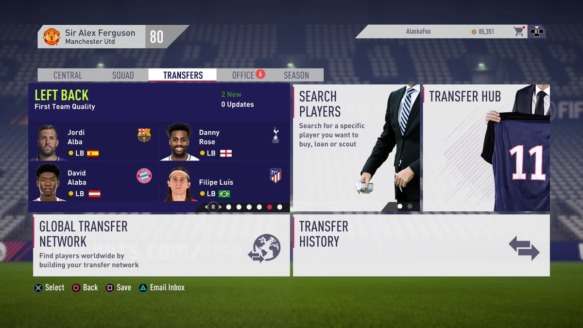 Who to sign for Man Utd on FIFA 18 - best strikers, midfielders, defenders  and goalkeepers   Goal.com