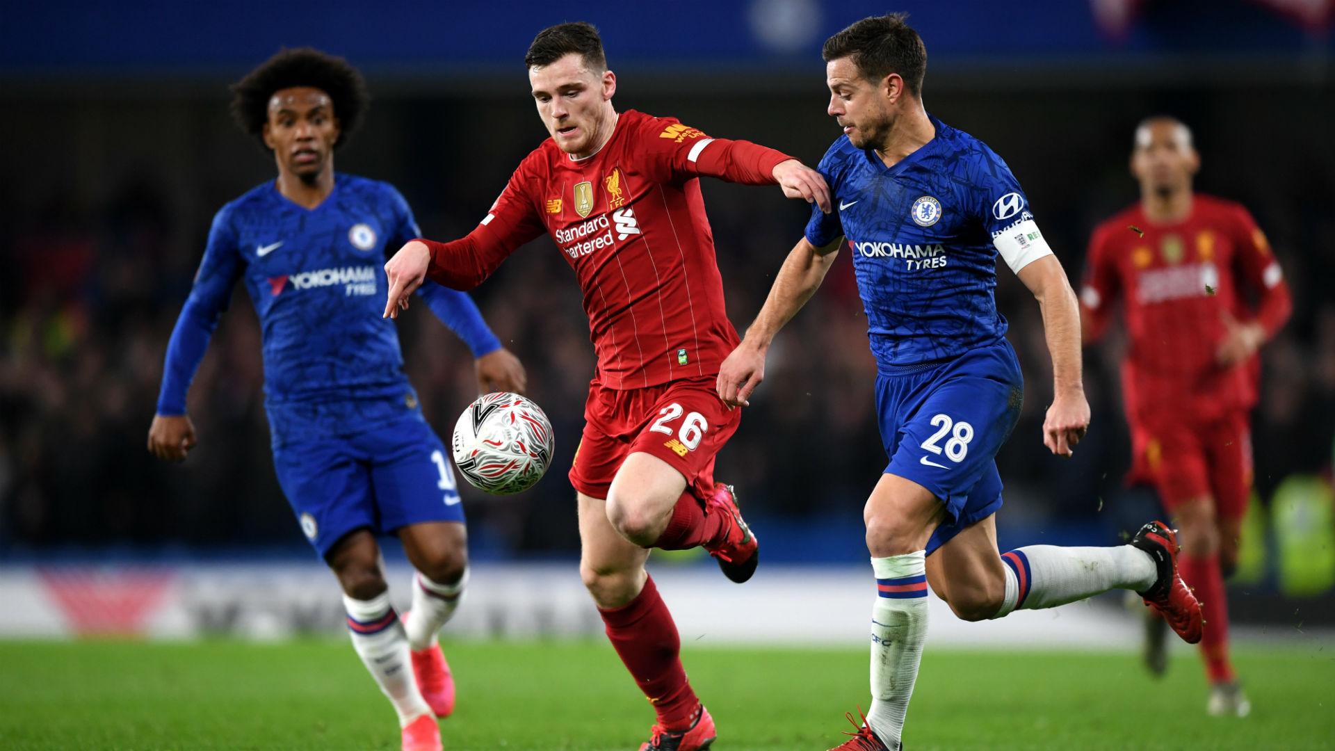 Reprise De Chelsea X Liverpool Onde Assistir Horario E Mais Das Oitavas De Final Da Fa Cup 2019 20 Goal Com