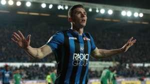 Robin Gosens Atalanta Fiorentina Serie A
