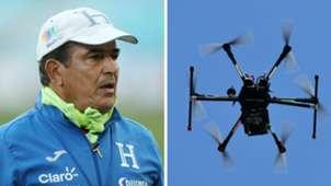 Jorge Luis Pinto Drone Honduras