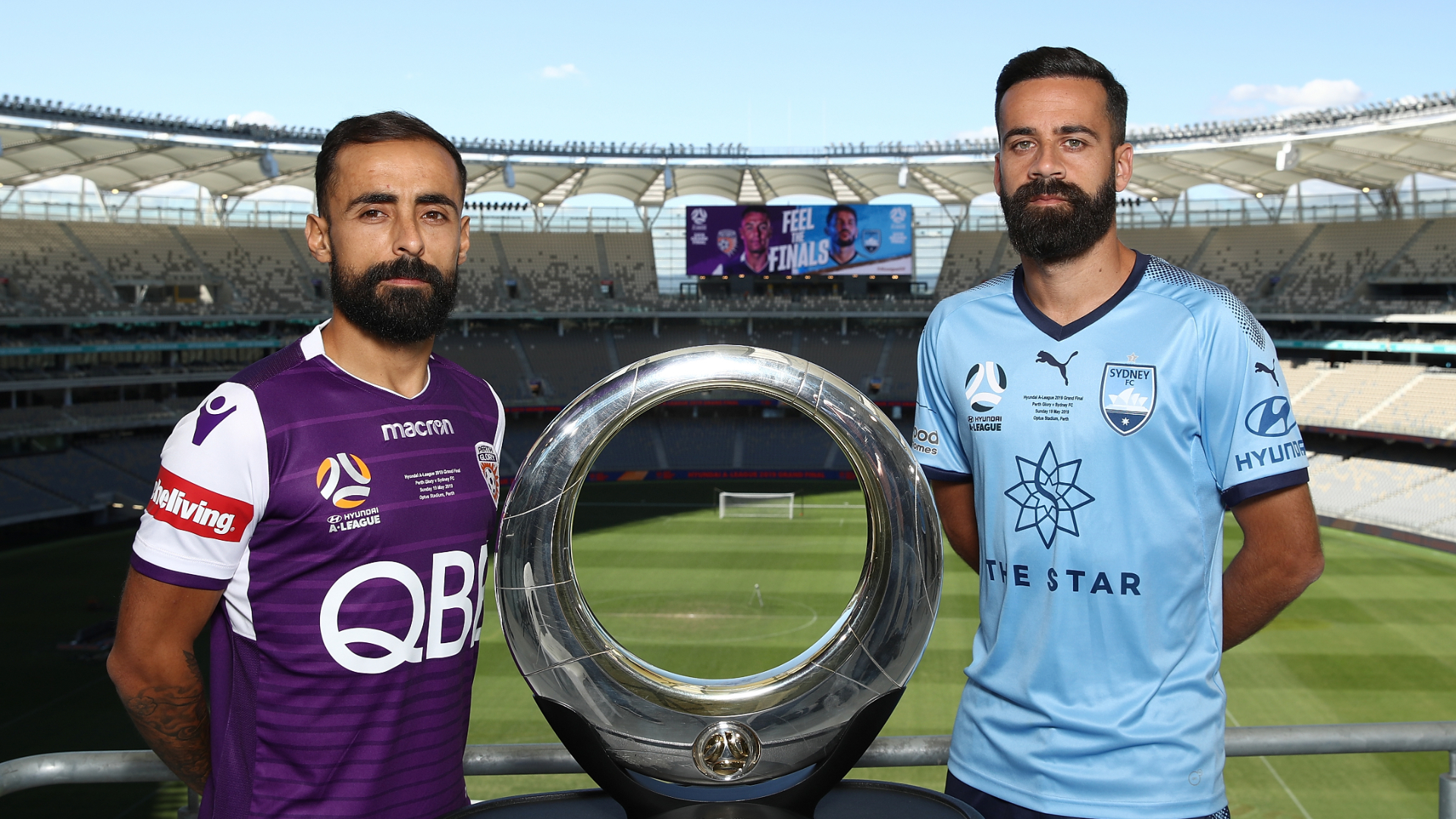 Perth Glory v Sydney FC A-League grand final
