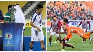Bengaluru Bagan AFC collage