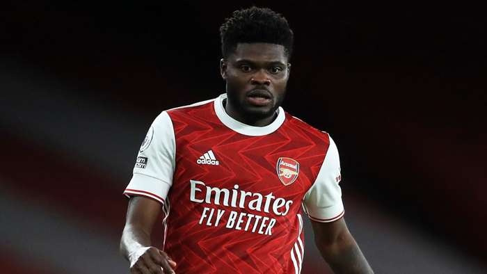 Thomas Partey Arsenal