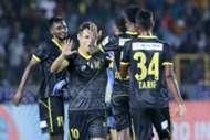 Hyderabad FC vs Kerala Blasters