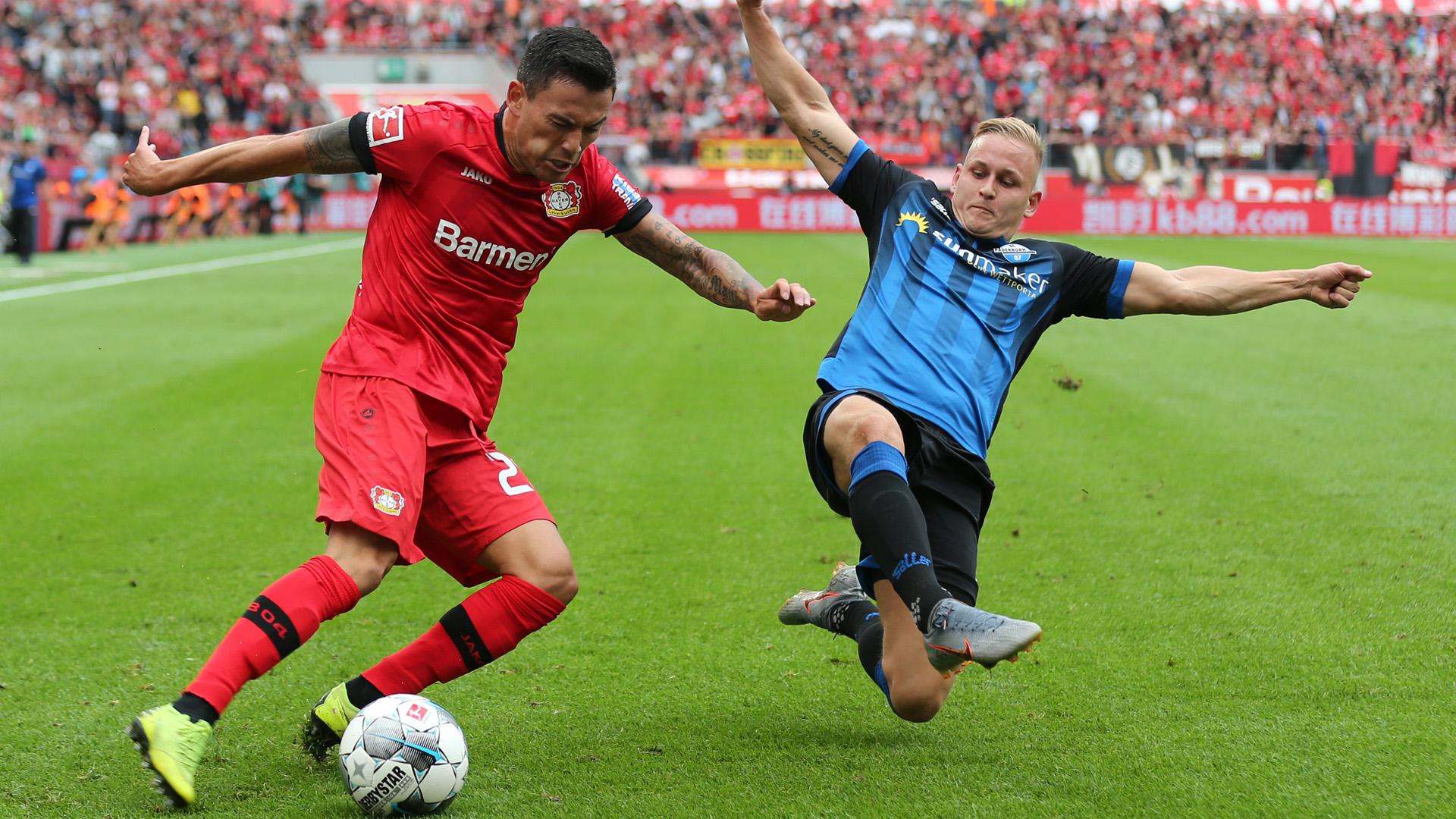 Leverkusen Gegen Paderborn