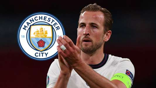 Kane struggling alongside Sterling and Foden for England - so would £100m move to Man City be a success? | Goal.com