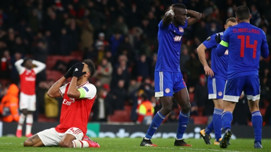 Absolute disaster! Arsenal face fight to save season after catastrophic Europa League collapse | Goal.com