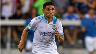 Cristian Roldan Seattle Sounders MLS 2018