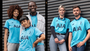 Tottenham 19-20 third kit