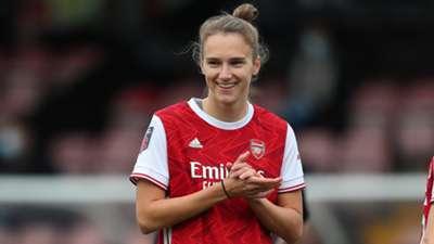 Vivianne Miedema Arsenal Women 2020