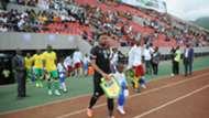 Itumeleng Khune, Bafana Bafana, Limbe Stadium