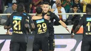 Adis Jahovic Gol Sevinci Yeni Malatyaspor Denizlispor 10042019