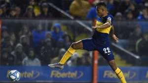 Sebastian Villa Boca Huracan Fecha 1 Superliga 2019/20